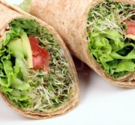 Delicious-organic-sandwich-wraps-with-fresh-veggies-perfect-healthy-meal